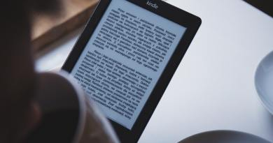 The 2020 Amazon Line-up of Kindle Tablets and E-readers