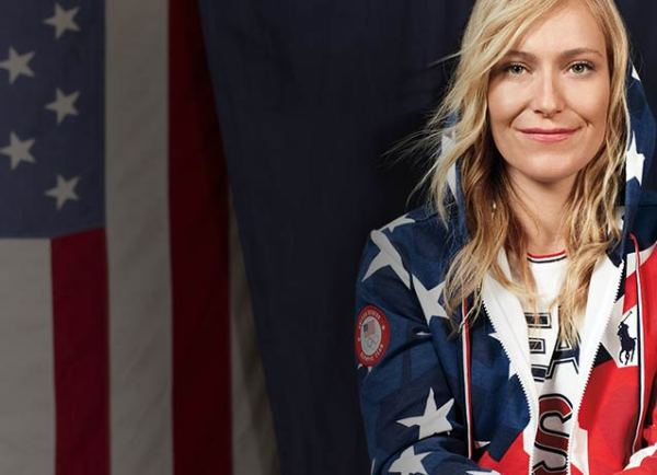 Women's Team USA Official 2018 Winter Olympics Clothing ...