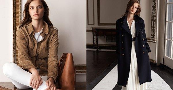 Women's Spring Clothing, Shoes & Accessories   Ralph Lauren