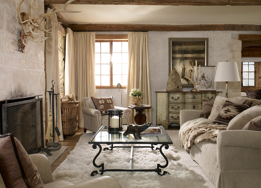 Country Style Decorating English Cottage