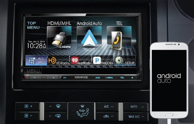 The Incredible Features Of Android Auto