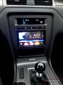 Ford Boss Mustang 302 Radio