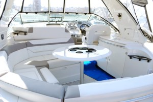 Marine Audio Installation