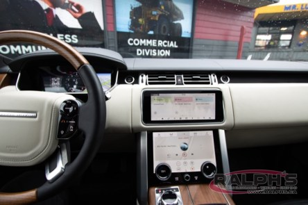 Range Rover Bass