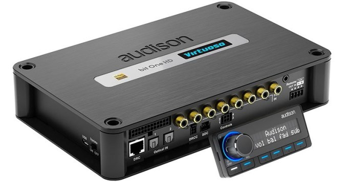Product Spotlight: Audison Bit One HD Virtuoso