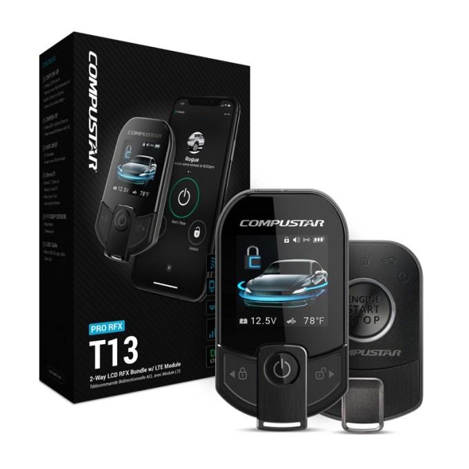 Product Spotlight: Compustar T13 Remote Start Control
