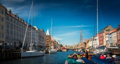 Einfahrt Nyhavn