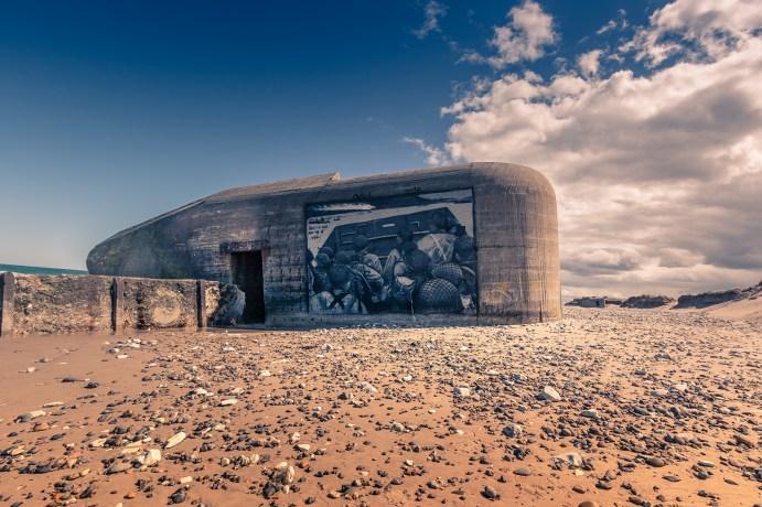 Bunker in Vigsø