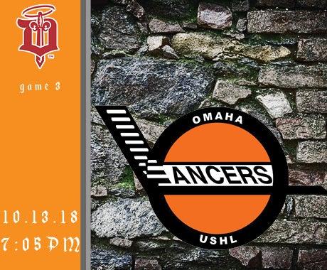 Omaha Lancers Ralston Arena