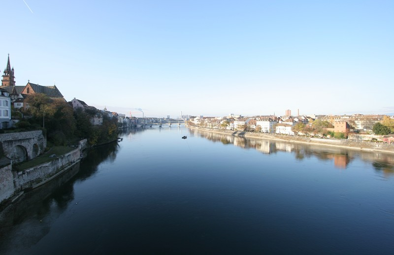 Männerwohnhaus Basel am Rheinweg