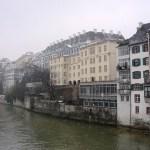 Die alte Universität am Rhein