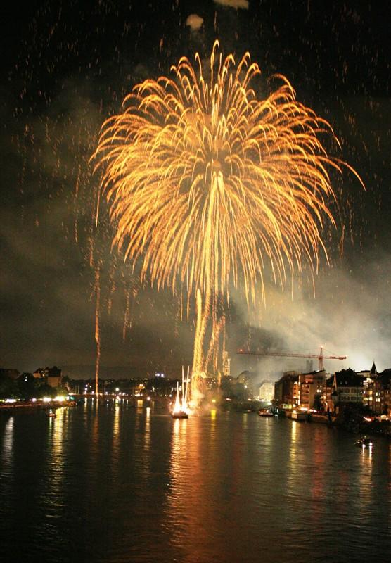 Der Rhein als Festarena