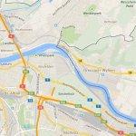 Berichterstattung zur Havarie auf dem Rhein, Basel 4. August 2014