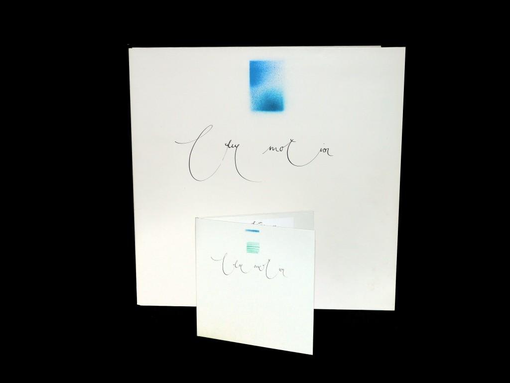 """Rare Platte von Basler Band """"blue motion"""" als CD in Japan (wieder-) veröffentlicht"""