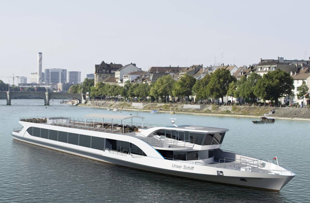 Neues Schiff für Basel