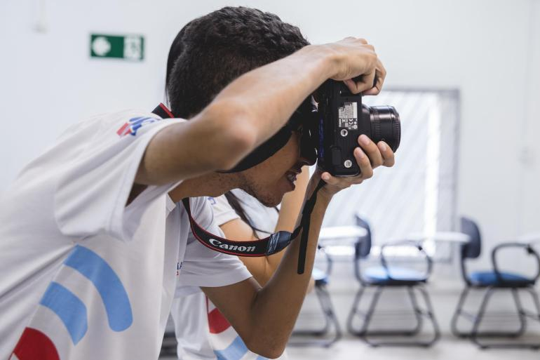 Foto; Antenados (2)