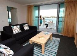 One Bedroom Suite lounge area