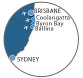 Ballina Location