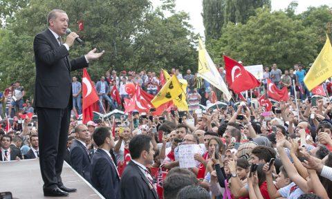 Erdogan-wien