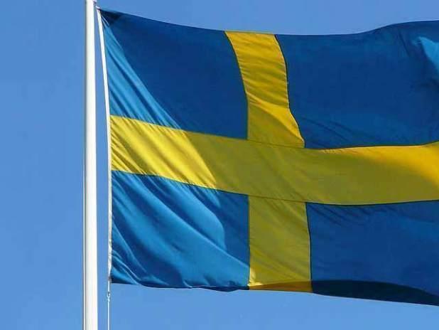 Schweden-Fan