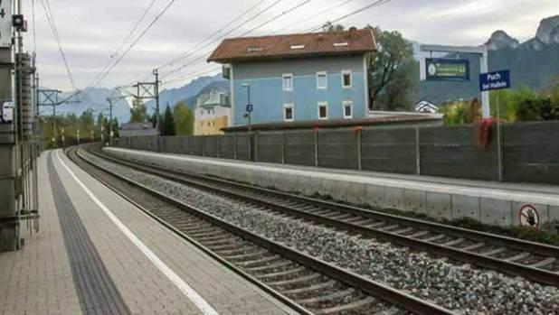 Salzburg-Guterzug-Kind-Tod