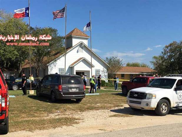 Texas-church