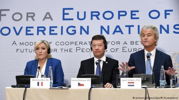 Europa-Richtsblock
