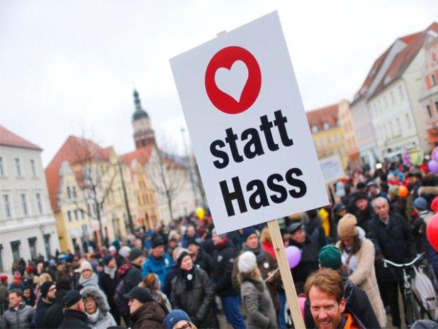 Demo-Cottbus-Deutschland