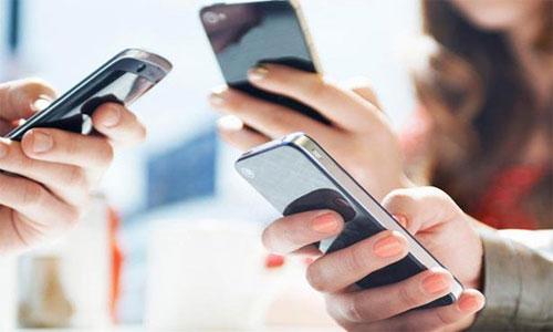 Telefon-Unfall