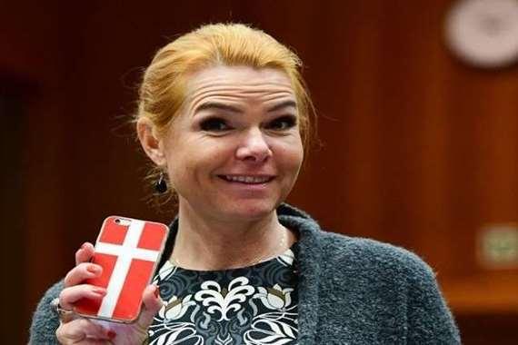 Danisch-Ministerin