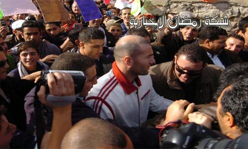 zidane-Algeria-Besuch