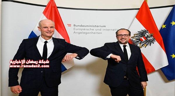 وزير خارجية النمسا جواز السفر الأخضر هو أهم أداة من أجل العودة الى الحياة الطبيعية
