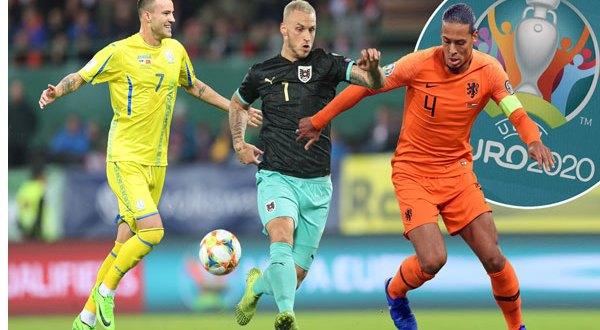 موعد مباراة هولندا ضد النمسا في بطولة يورو 2020 والقنوات الناقلة