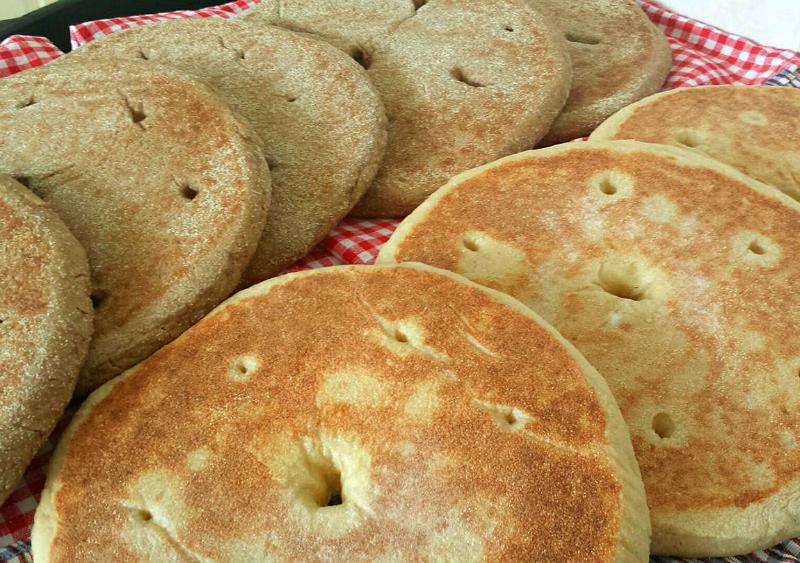 Volkoren panbrood
