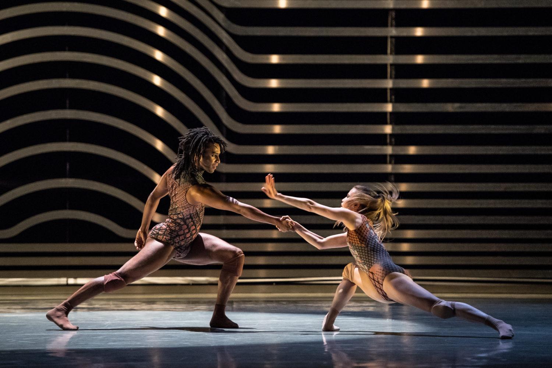 Rambert Contemporary Dance Company London