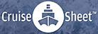 Cruise Sheet, volunteer programs and sponsors