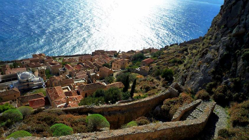 Photography from Monemvasia, Greece