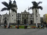 Lima Cathedral.