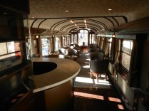 The bar car.