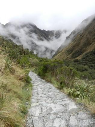 Incan stonework.