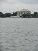 Jefferson's memorial.