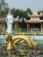 Dragon temple.