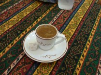 Turkish coffee.