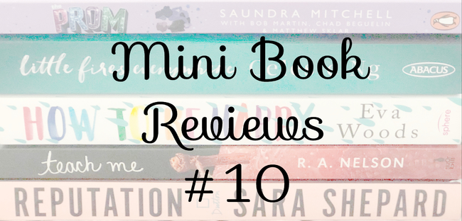Mini Book Reviews #10
