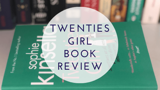 twenties girl book review