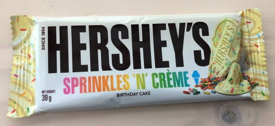New Hersheys Chocolates Review