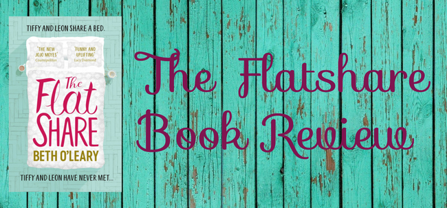 the flatshare book review