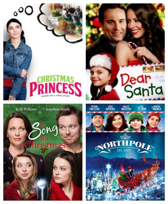My Christmas Watchlist 2020