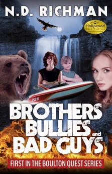 Brother, Bullies and Bad Guys Kindle JPEGt2
