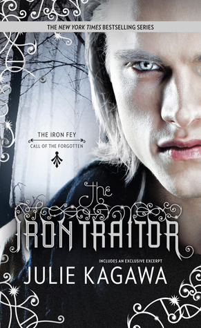 Book Review: The Iron Traitor by Julie Kagawa